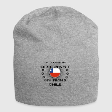 I AM GENIUS BRILLIANT CLEVER CHILE - Jersey-Beanie