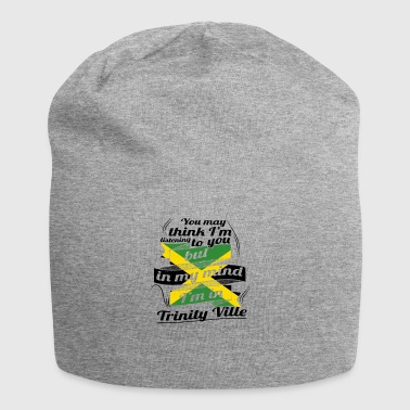 HOLIDAY JAMESICA ROOTS TRAVEL IN Jamaica Trinity - Jersey Beanie