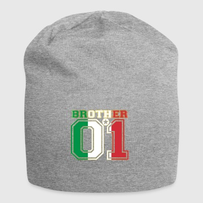 brother brother brother 01 partner Italy - Jersey Beanie