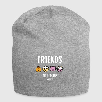 Friends Not Food #VEGAN - Jersey Beanie