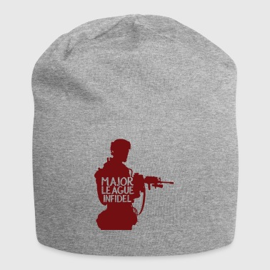 Militare / Soldato: Major League Infidel - Beanie in jersey