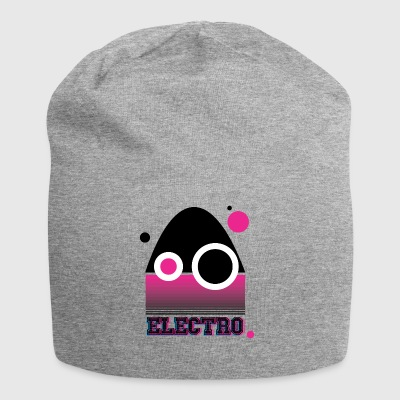 electro - Jersey-Beanie