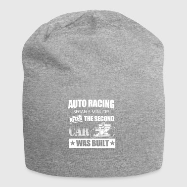 Auto Racing - Beanie in jersey
