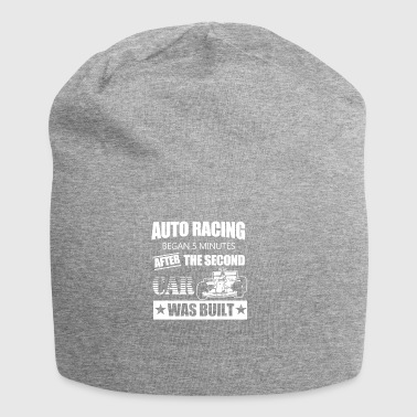 Auto Racing - Jersey Beanie