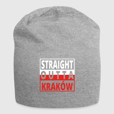 Straight Outta Polska Cracovie - Bonnet en jersey