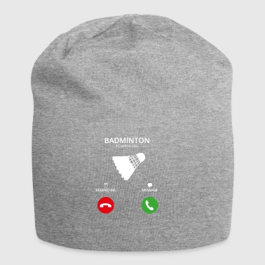 Call Mobile Call badminton - Jersey Beanie