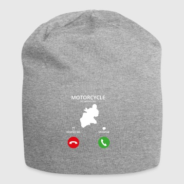 Call Mobile Phone - Jersey Beanie