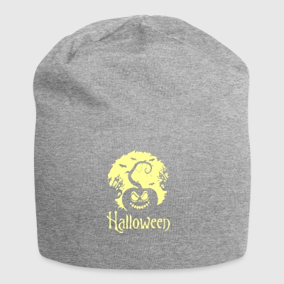 Halloween Shirt fantasma luminoso - Beanie in jersey