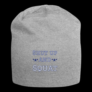 Fitness Squat Gym T-paita - Jersey-pipo