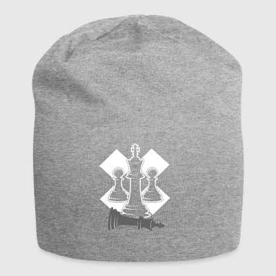 Chess - Chess figures - Jersey Beanie