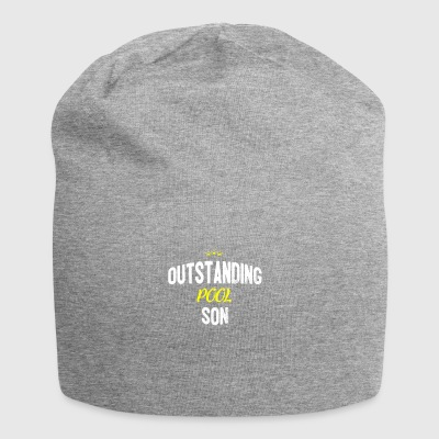 Distressed - OUTSTANDING POOL SON - Jersey Beanie