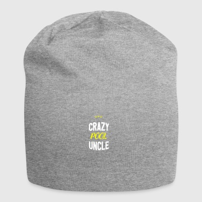 Distressed - CRAZYPOOL UNCLE - Jersey Beanie