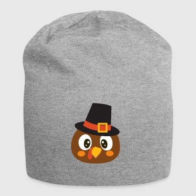 Thanksgiving turkey - Jersey Beanie