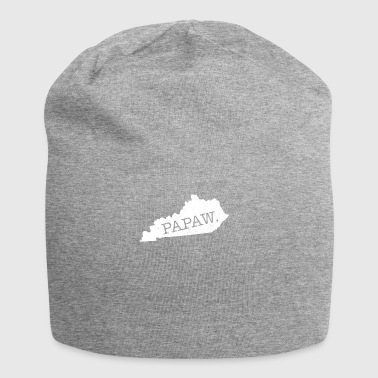 Papaw Kentucky grandpa cool - Jersey Beanie