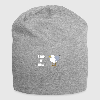 Seagulls...Stop it Now! - Jersey Beanie
