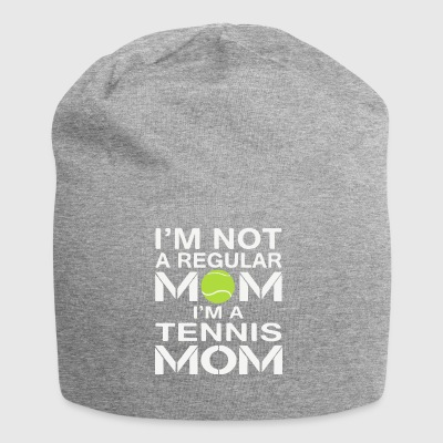 IM NICHT A REGULAR MOM IM TENNIS MOM - Jersey-Beanie