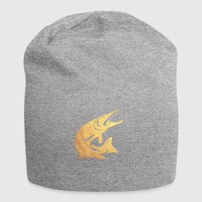 gold fish - Jersey Beanie