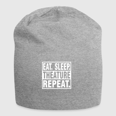 EAT SLEEP Theature REPRISE - OPERA cadeau - Bonnet en jersey