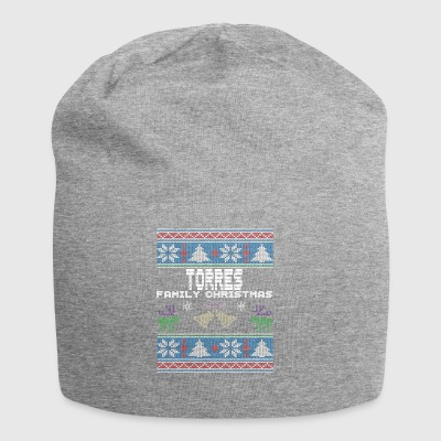 Ugly Torres Christmas Family Vacation Tshirt - Jersey-Beanie