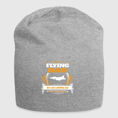 Idea de regalo de Flying Dad Shirt - Gorro holgado de tela de jersey