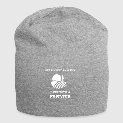 GET PLOWED BY A PRO SLEEP WITH A FARMER - Jersey Beanie