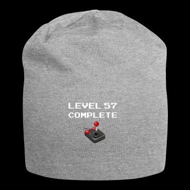 Gift for the 58th birthday for gamers - Jersey Beanie