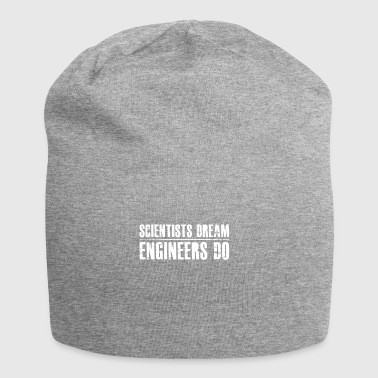 Engineers Do gift for Engineers - Jersey Beanie