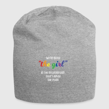 Gay - Lesbiche - Gay - Gay Pride - regalo - Beanie in jersey