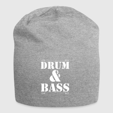 Drum and Bass Shirt - Jersey Beanie