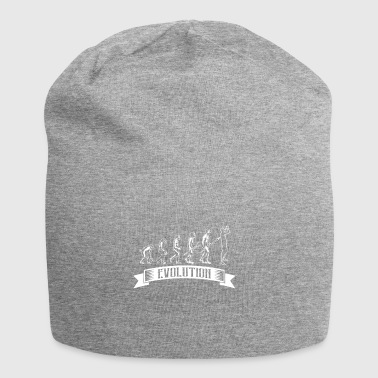 Evolution of Humanity: Drinking Festival - Jersey Beanie