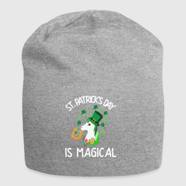 St. Patrick's Day is magical - Jersey-Beanie