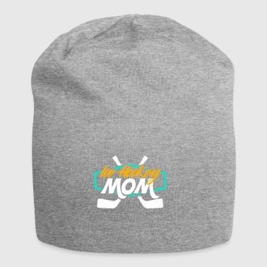 Ice Hockey Mom - Jersey-Beanie