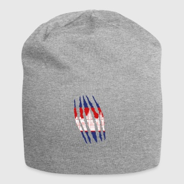Claw claw cracks origin Cambodia png - Jersey Beanie