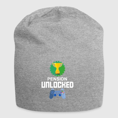 Niveau Unlocked Pension pension Gamer Gaming gave - Jersey-Beanie