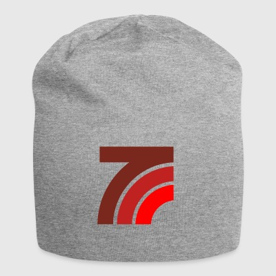 grafic curves - Jersey-Beanie
