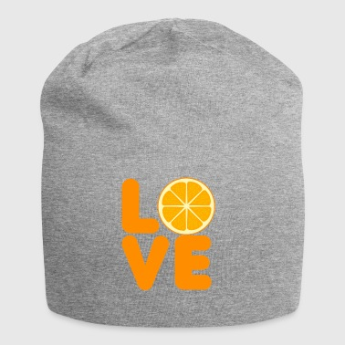 Fruit / Fruit: Love Orange - Jersey Beanie