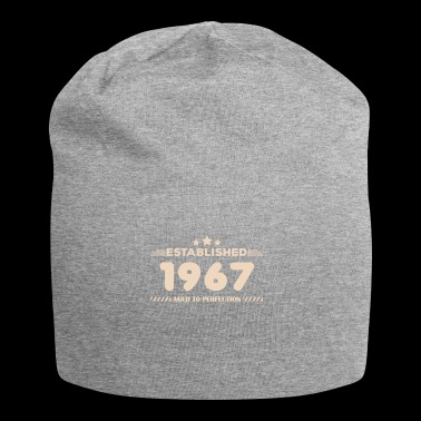 Gift for 1967 born - Jersey Beanie