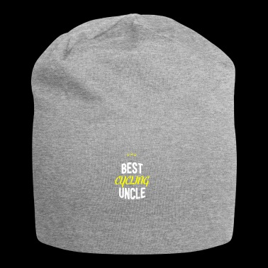Distressed - BEST CYCLING UNCLE - Jersey Beanie