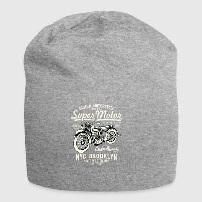 Super motorcycle - Jersey Beanie
