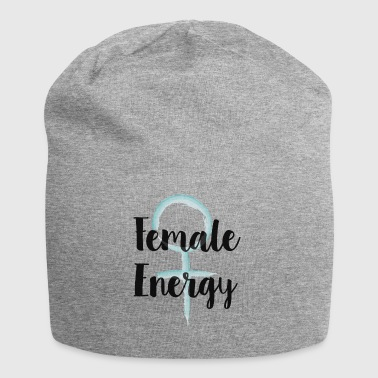 Energy female - Jersey Beanie