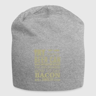 Beer can bacon - Jersey Beanie
