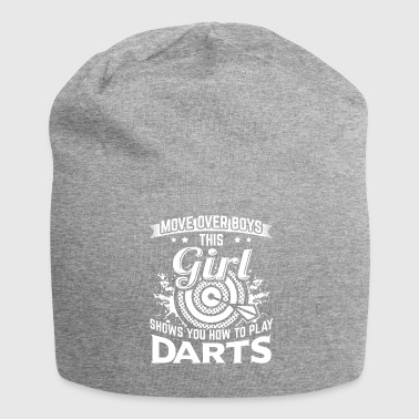 DART MOVEOVER - Jersey Beanie