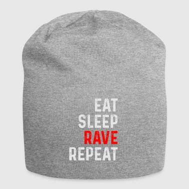 RAVE REPEAT - Jersey-Beanie