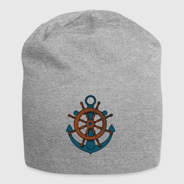 paddle boat sail boat rowing boat sailboat67 - Jersey Beanie
