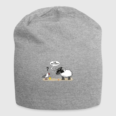 I am your father | Father's Day | Seagull | Sheep | comic - Jersey Beanie