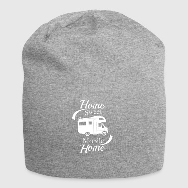 Mobile Home - Camping Shirt - Jersey Beanie