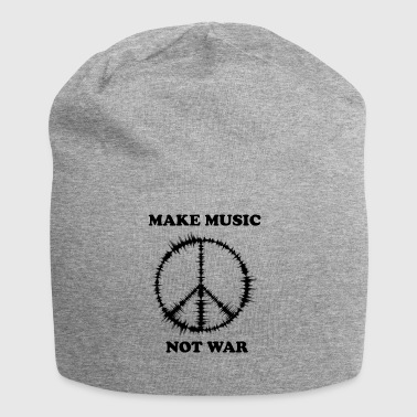 Make music, was not. - Jersey Beanie