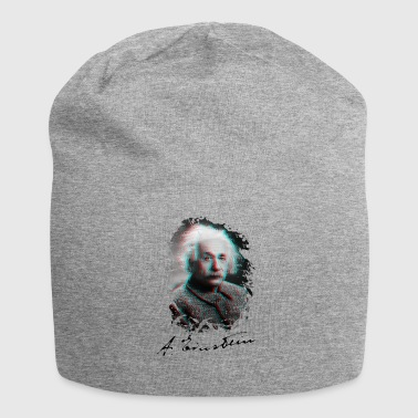 Albert Einstein - HOPE - Jersey-Beanie
