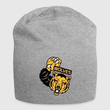 Wolves Basketball - Jersey Beanie