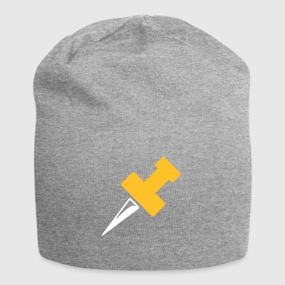 Pin or pin needle - Jersey Beanie